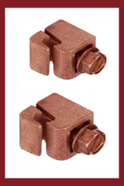 Bronze Vise Clamps Connectors